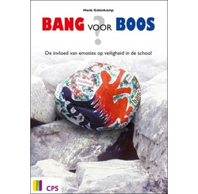 Bang voor boos - cover